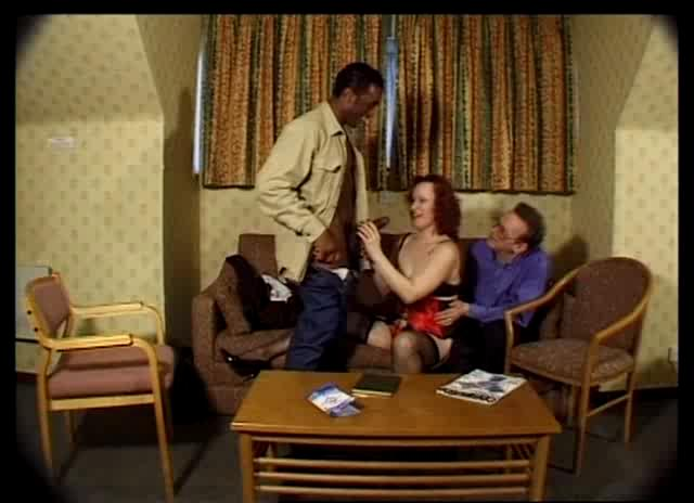 Busty British Housewife Cuckolds Her Husband With A Black Guy
