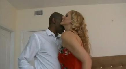 Cuckold sweet blonde wife and BBC