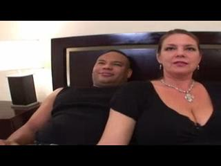 Mature Lady Gets BBC