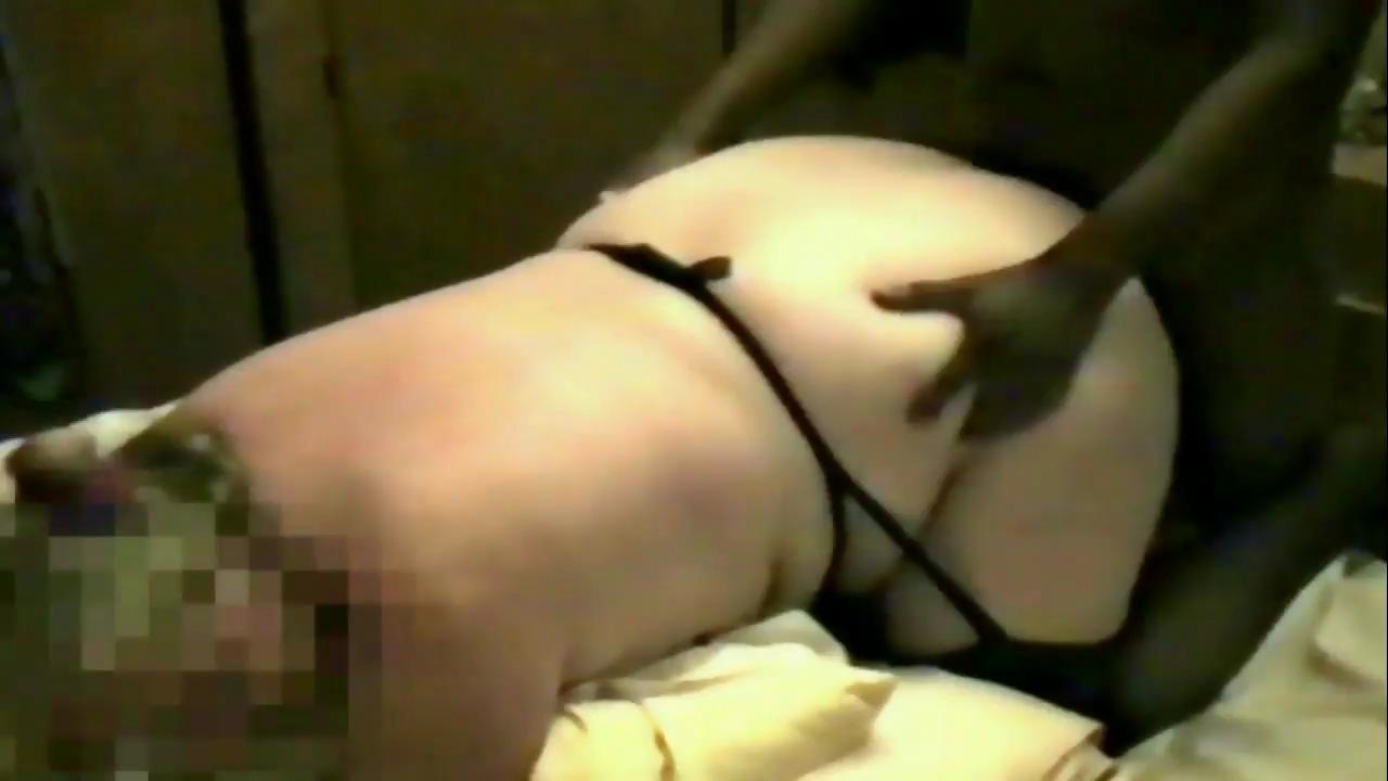 My Party Whore Takes Black Cock in Her Fat Arse