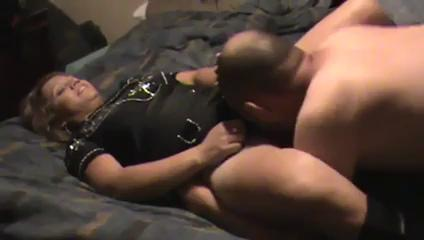Husband boss fucks slutty wife